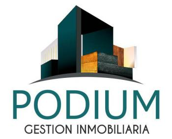 podium gestion inmobiliaria